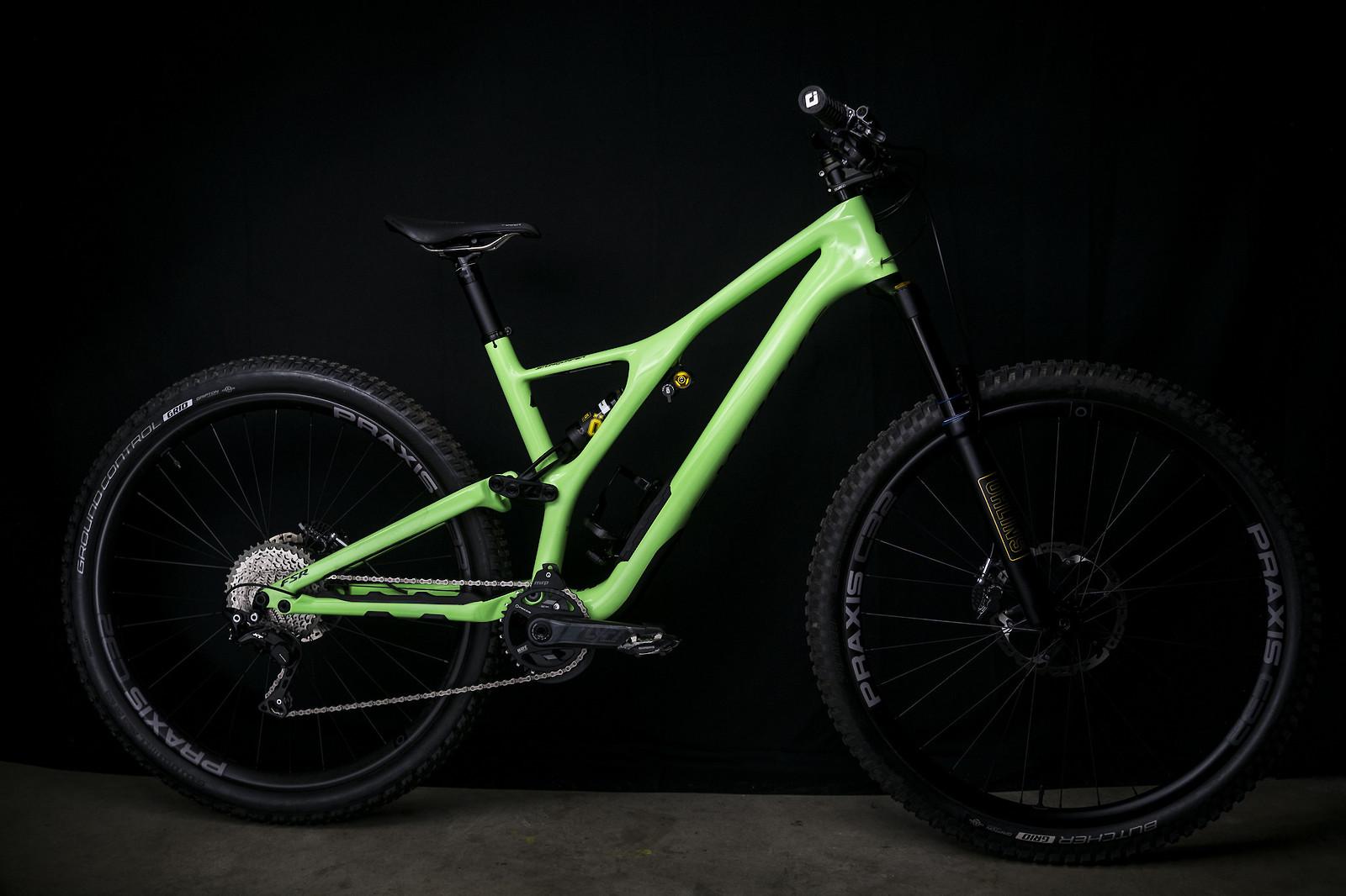 129b3ec553d 2019 Specialized S-Works Stumpjumper - Nicky D's Bike Check - Vital MTB
