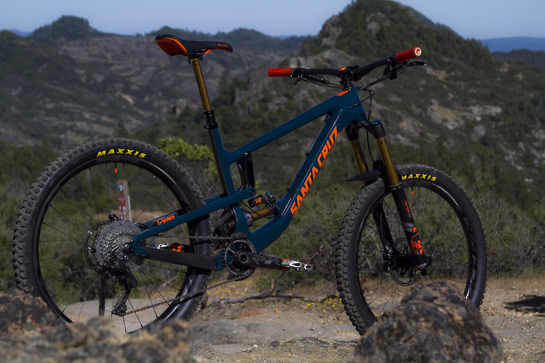Custom 2018 Santa Cruz Nomad