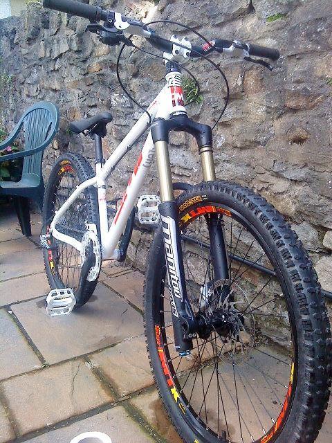 DMR EXALT - whitedog187 - Mountain Biking Pictures - Vital MTB