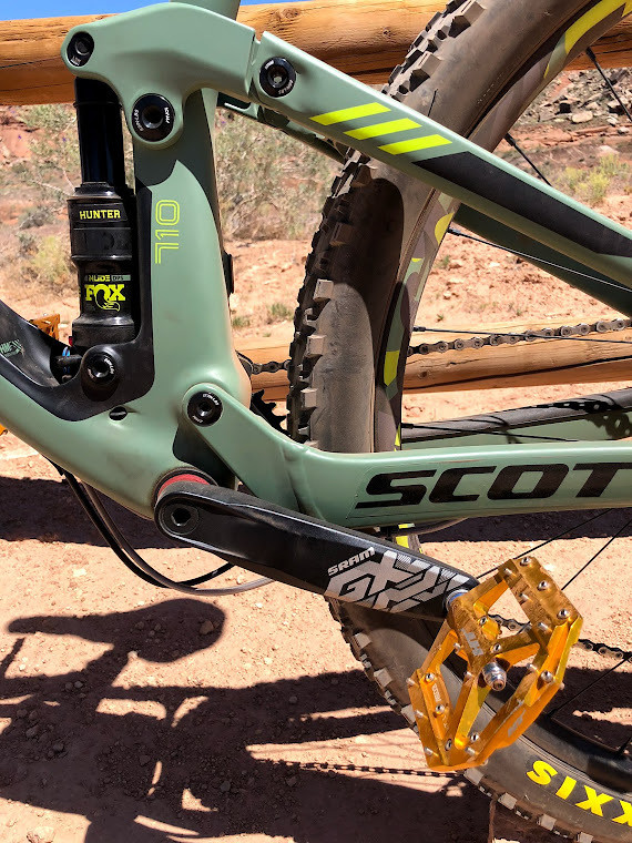 bca10ccaf43 Scott Genius 910 2018 - Voytek_198's Bike Check - Vital MTB