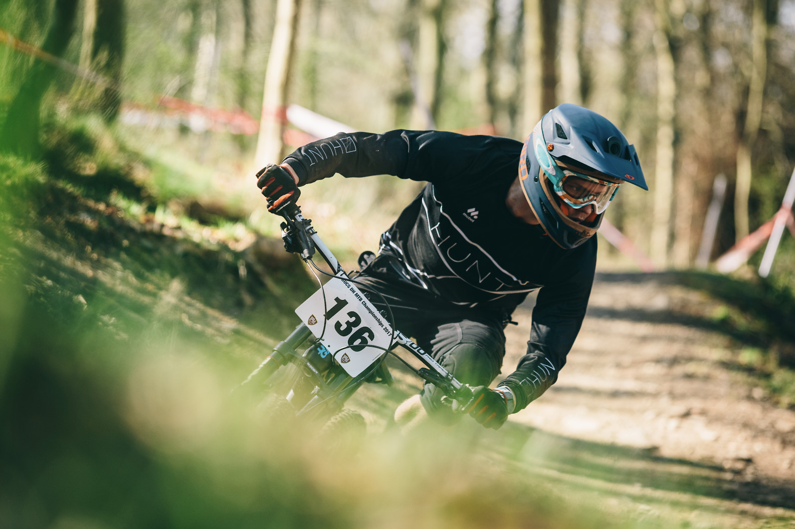HUNT Bike Wheels Rider Dan - DomKniight100 - Mountain Biking Pictures - Vital MTB