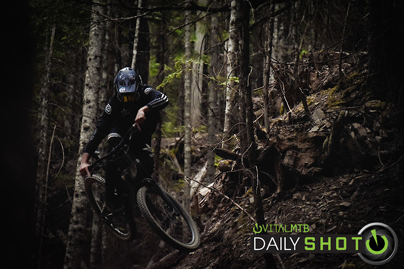 Into the Shadows - DomKniight100 - Mountain Biking Pictures - Vital MTB