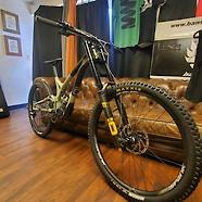 2021 Commencal Supreme Mullet ultimate suspension build