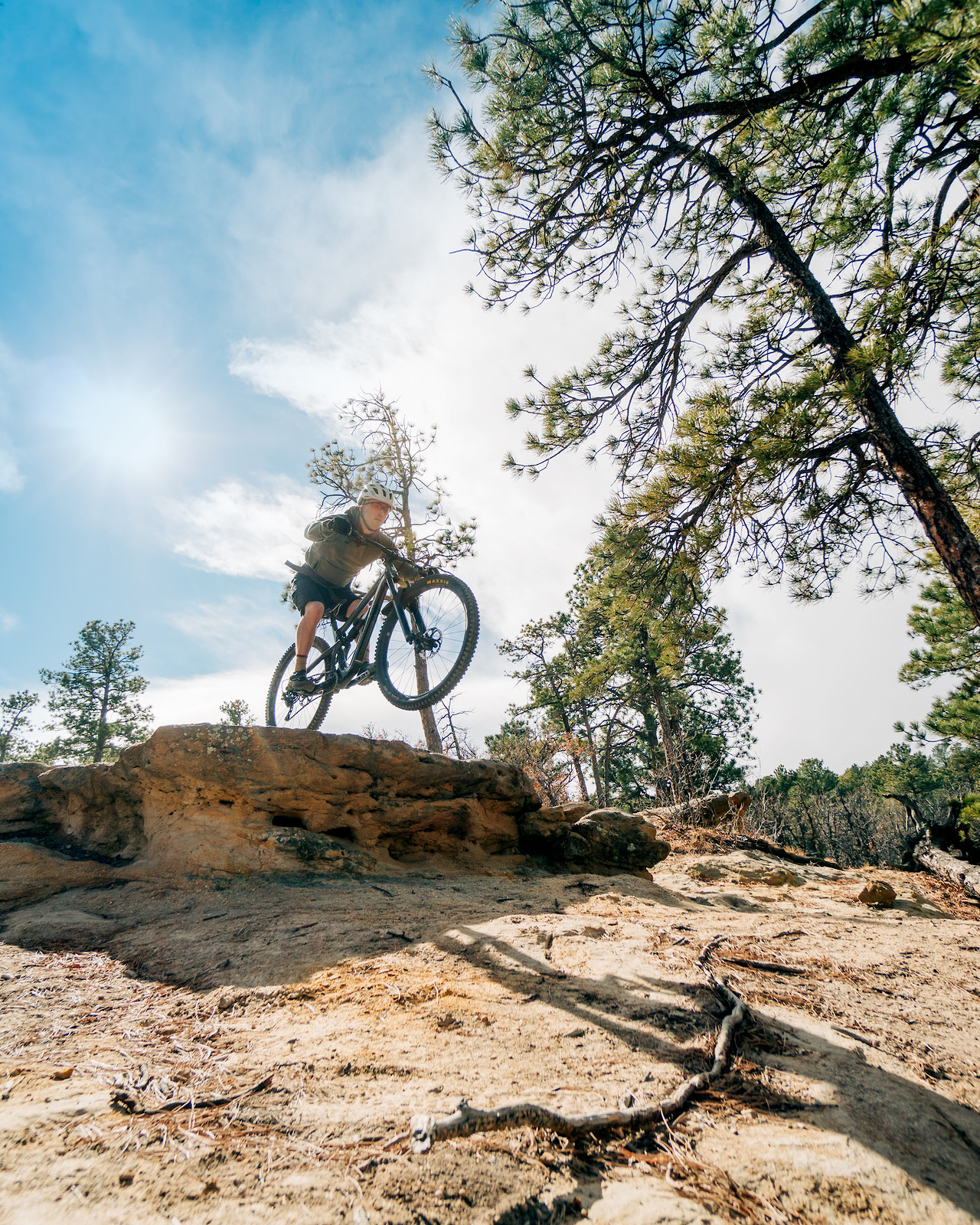Palmer Park Drop - ur_pal_al - Mountain Biking Pictures - Vital MTB