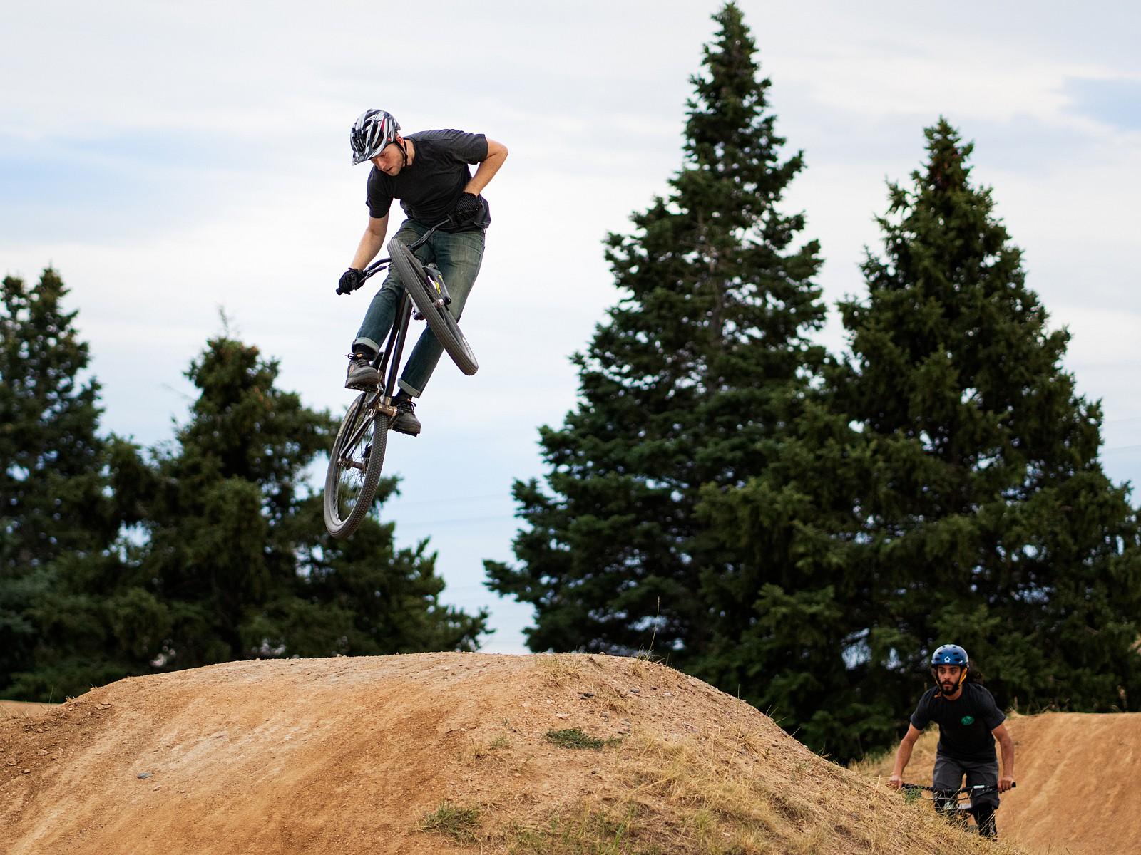 party train! - ur_pal_al - Mountain Biking Pictures - Vital MTB