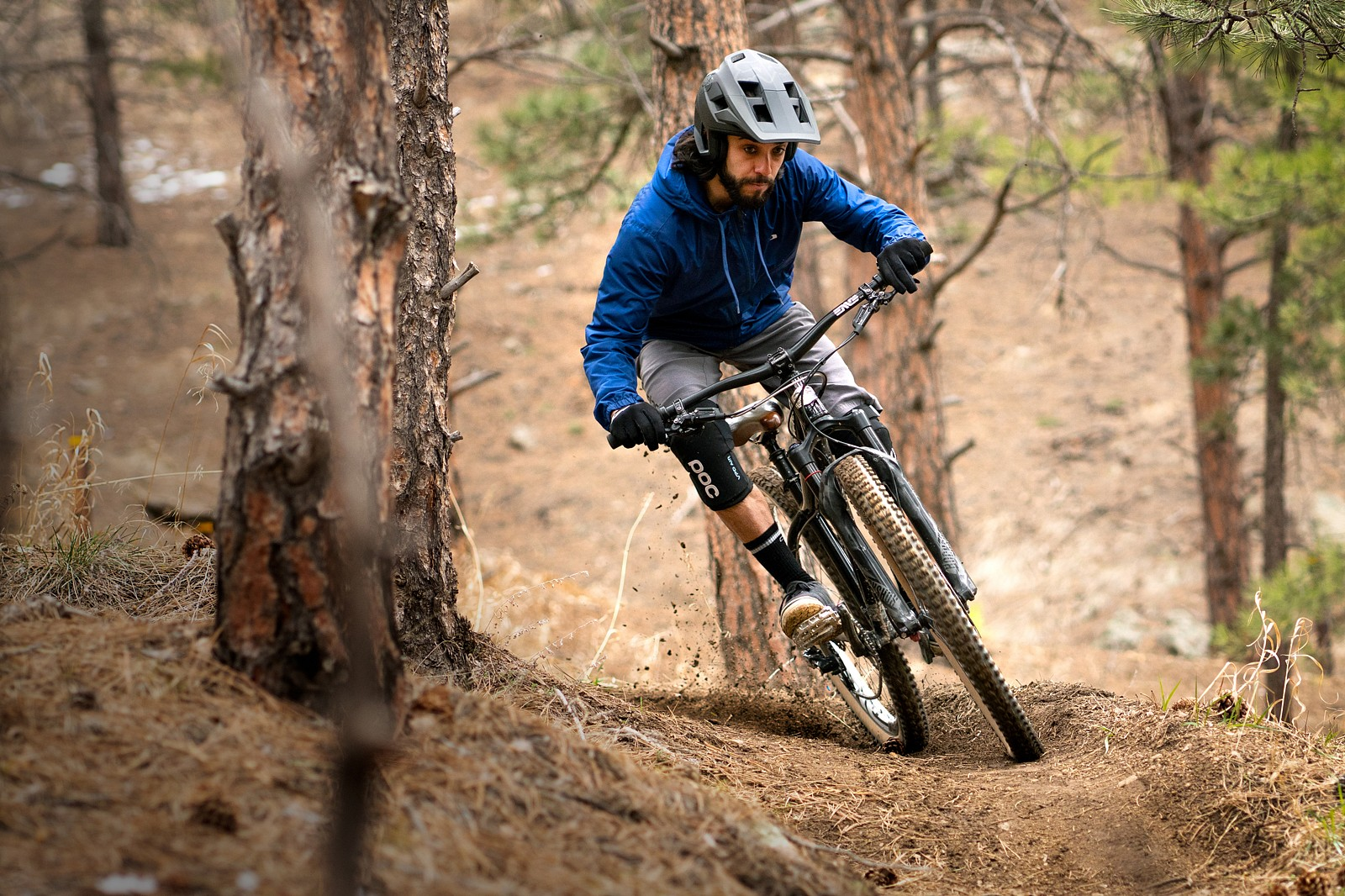 turns in the woods  - ur_pal_al - Mountain Biking Pictures - Vital MTB