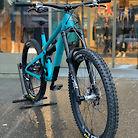 Yeti SB165 Turq Radix Custom Build