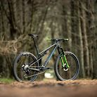 Santa Cruz Blur - almost an XC bike
