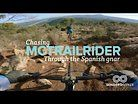 Chasing McTrail Rider through the Spanish Gnar | Warm up day!
