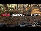 Riding a 2000 Year Old Trail and Catching the Train Home Again