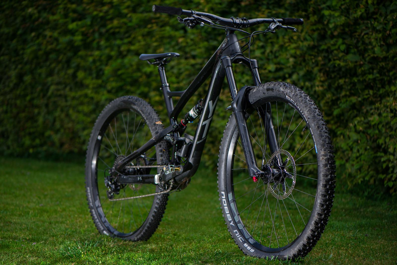 YT Jeffsy 29 CF custom