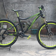 Merida One Twenty 7500 Assemble