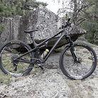 Yeti SB100 Trail Build