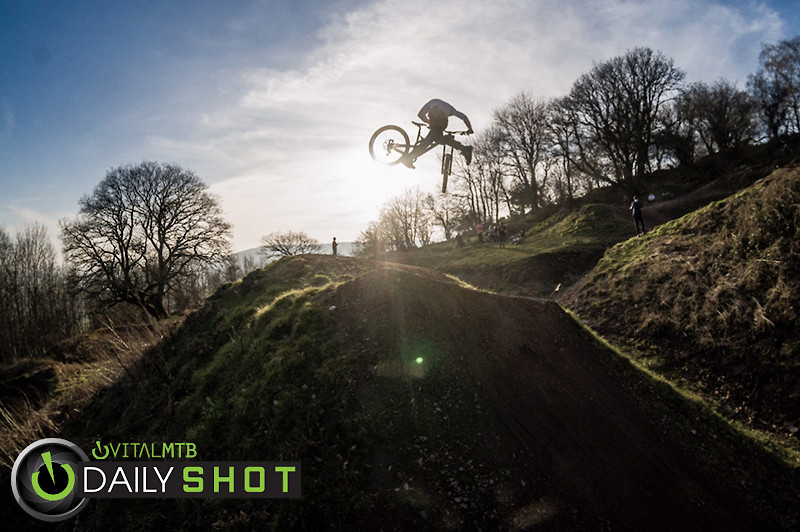 Sideways - martin dunn - Mountain Biking Pictures - Vital MTB