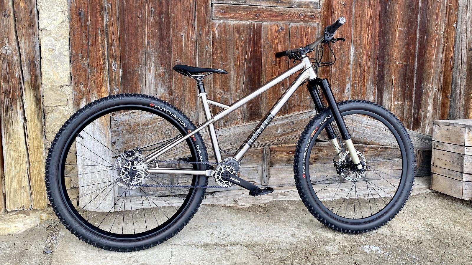 Kingdom Bike Vendetta Pinion 29