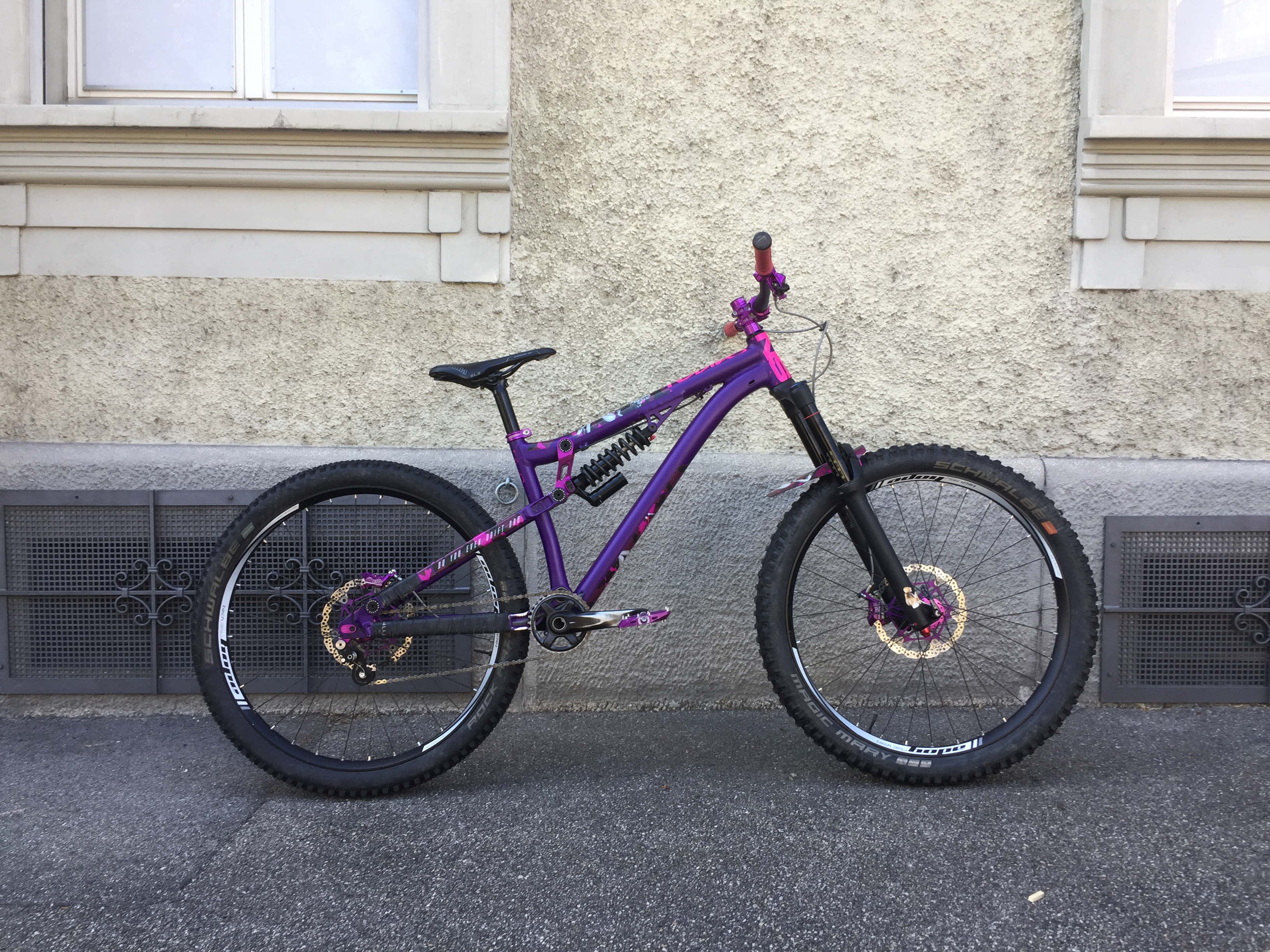 dea7e77462e NS Soda Evo - Bizzelzzzzz's Bike Check - Vital MTB