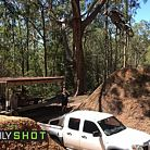 Big Line Hut Jump