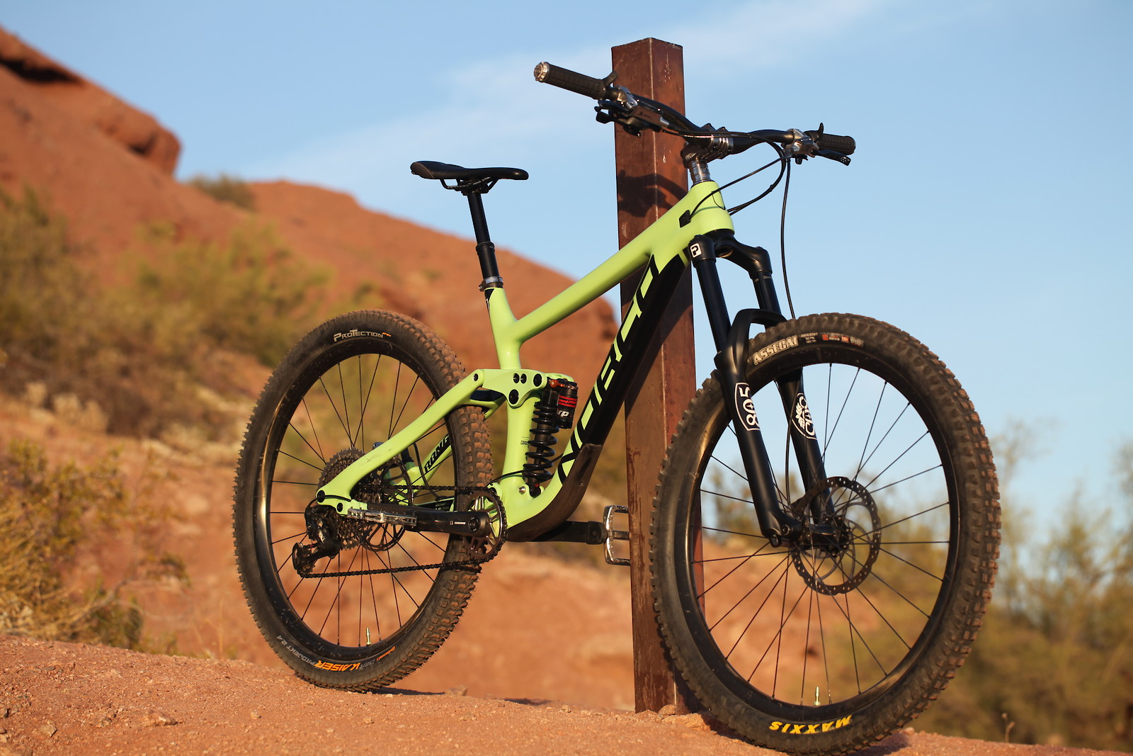 Norco make-it Range