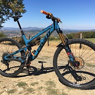 Pivot Firebird 29 custom