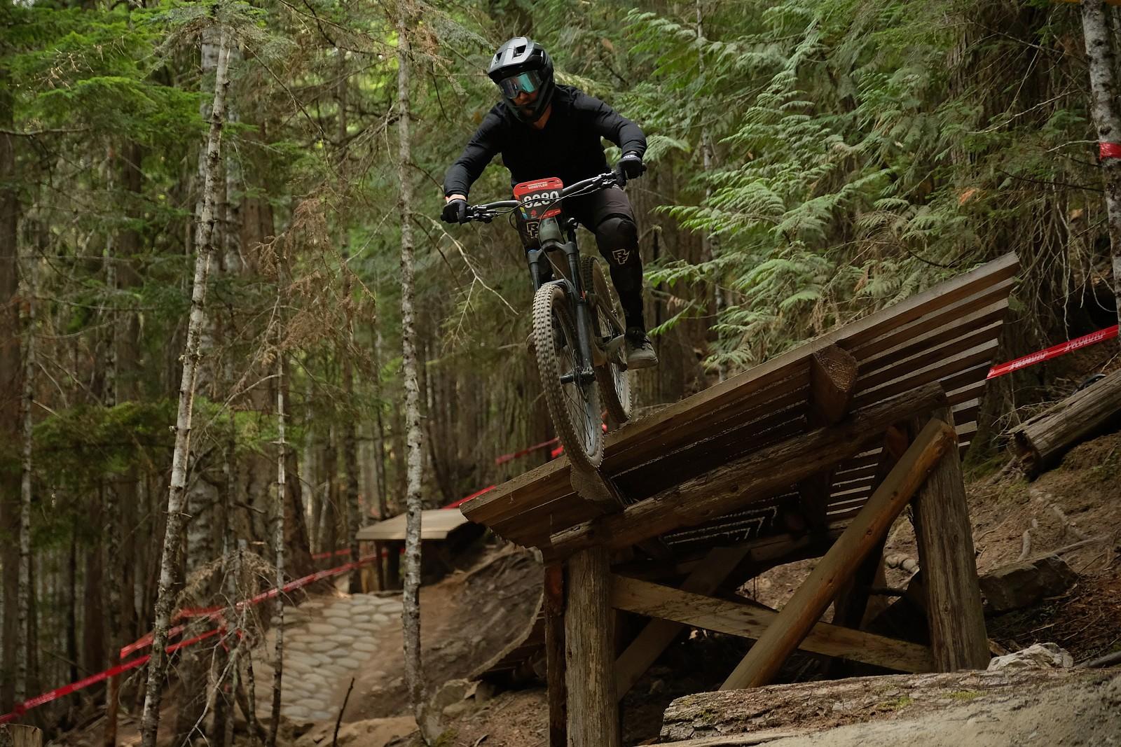 Clown Shoes, Whistler, BC - O1D4 - Mountain Biking Pictures - Vital MTB