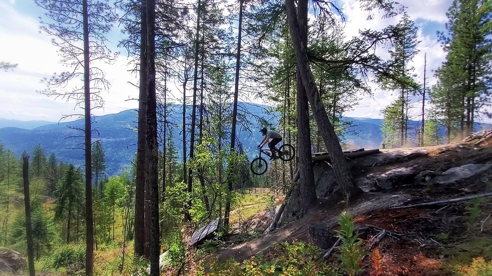 Grandiflorum, Castlegar, BC - O1D4 - Mountain Biking Pictures - Vital MTB