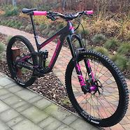 ZimZimma's Transition Sentinel 29er Custom Build