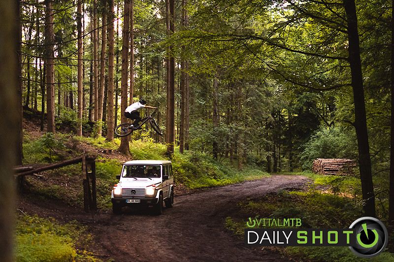 G Wagon Roadgap - Korbinian Engstler - Mountain Biking Pictures - Vital MTB
