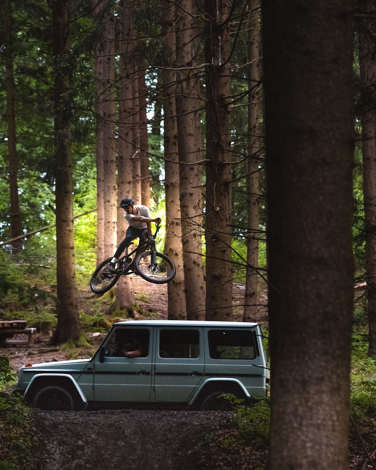 G Wagon Gap - Korbinian Engstler - Mountain Biking Pictures - Vital MTB