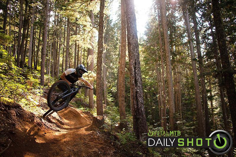Miss Fire, Whistler - Korbinian Engstler - Mountain Biking Pictures - Vital MTB