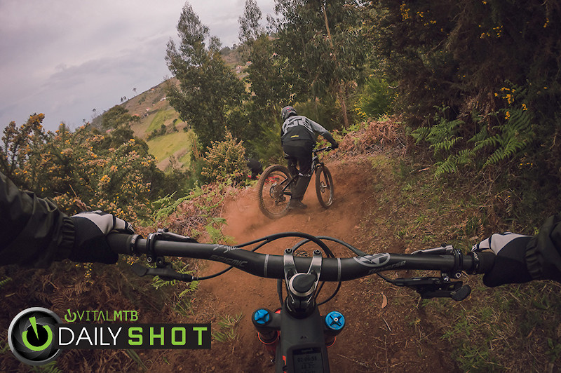 Roostiin in Madeira - johnseehu - Mountain Biking Pictures - Vital MTB