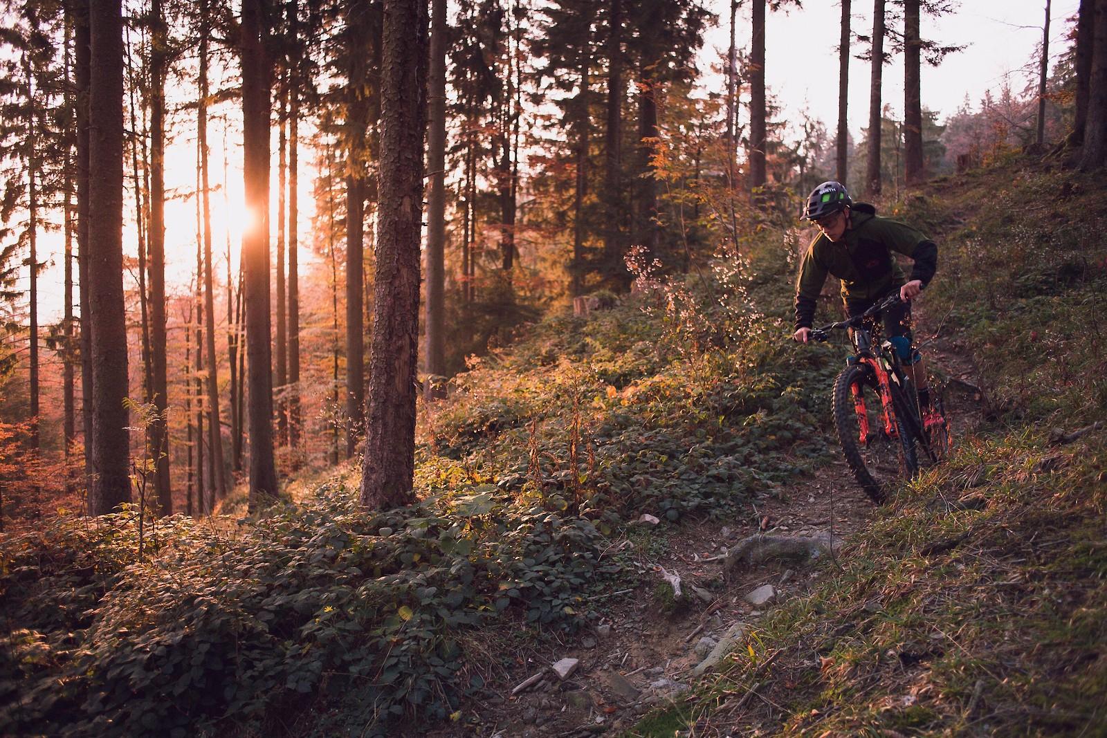 Autumn mornings - johnseehu - Mountain Biking Pictures - Vital MTB
