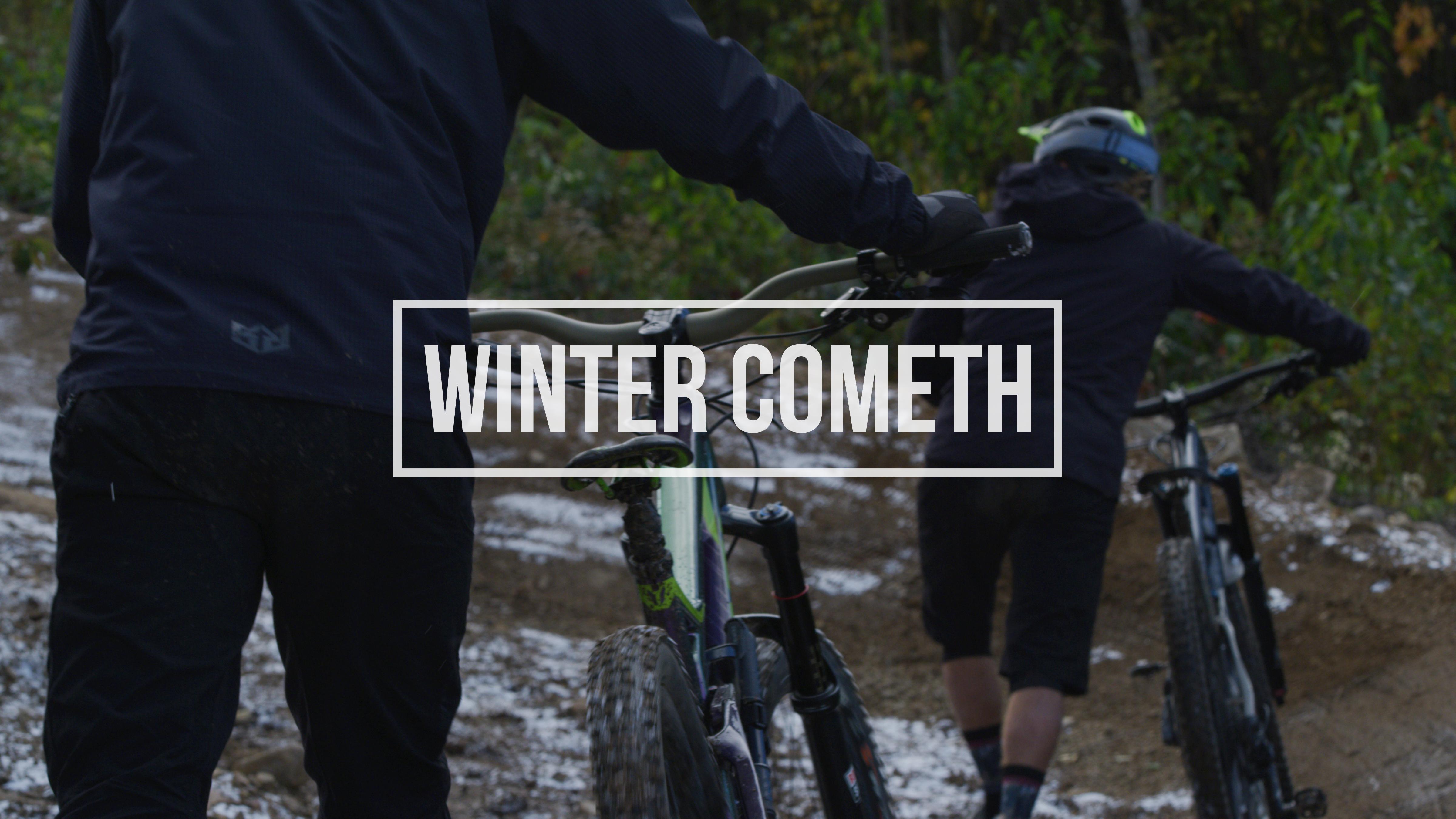 Northeast Raw 100 MTB: Winter Cometh