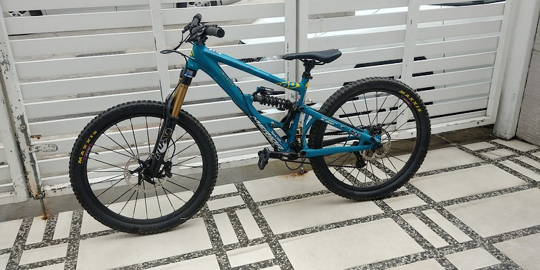 MERIDA ONE-Eighty 26 inch freeride bike (ENLUN Tuning™ )