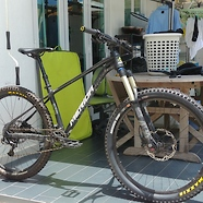 MERIDA BIG-Seven Team Issue Enduro modified (ZEROMON Tuning™)