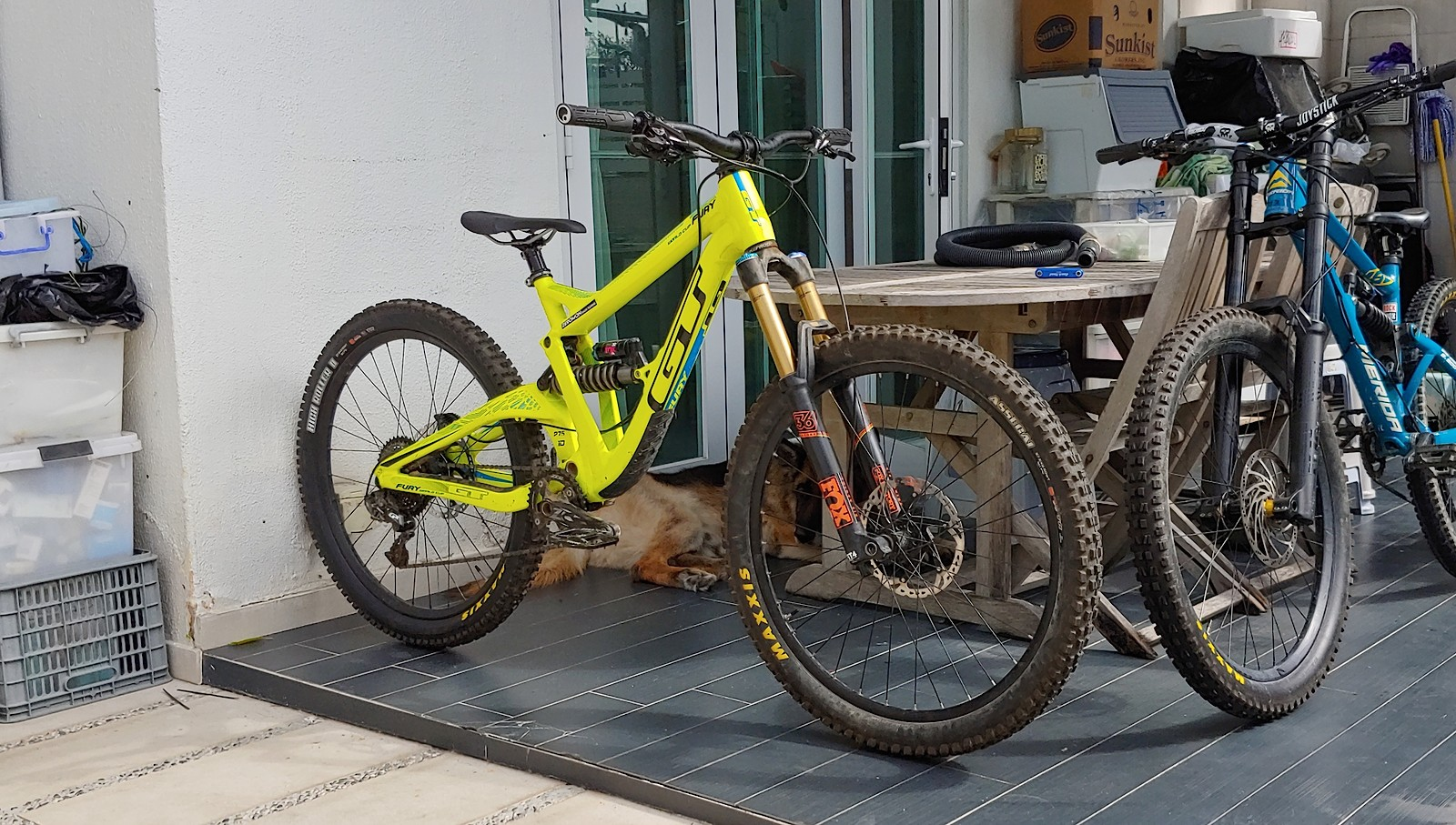 GT Fury World Cup ENDURO Specification. (ZEROMON Tuning™)