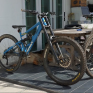 MERIDA ONE-Eighty Downhill bike (ZEROMON Tuning™)