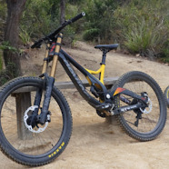 Devinci Wilson 2013 Downhill Bike (ZEROMON Tuning™)