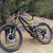 Devinci Wilson 2013 Downhill Bike (ENLUN Tuning™ )