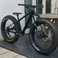 ZEROMON Custom Fat Bike (ZEROMON Tuning™)