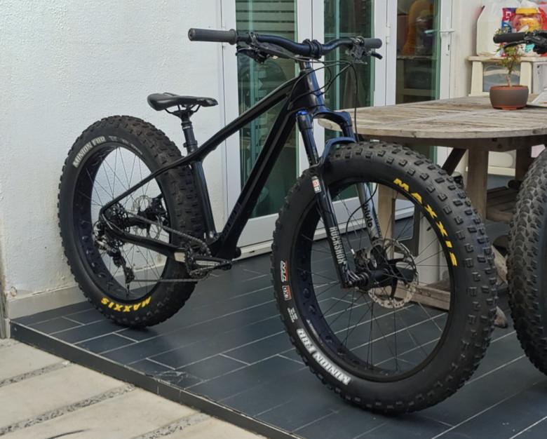 ENLUN EXS-01ZF Flagship Fat Bike (ENLUN Tuning™ )