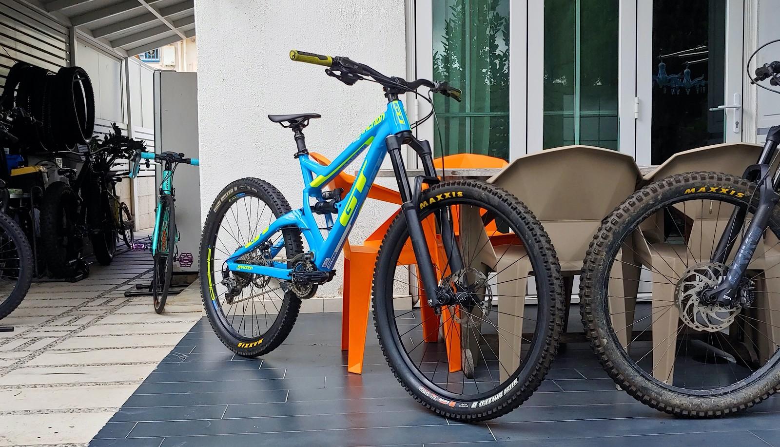 GT Sanction Pro Ver.2020 Enduro Bike (ZEROMON Tuning™)