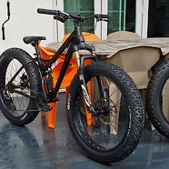 ZEROMON EXS-01SLF Fat Bike (ZEROMON Tuning™)
