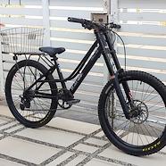 DOWNHILL CITY Bike | ENLUN Tuning™  Custom Build