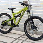 SANTA CRUZ BRONSON C | ENLUN Tuning™  Custom Enduro Bike
