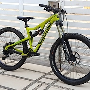 SANTA CRUZ BRONSON C | ZEROMON Tuning™ Custom Enduro Bike