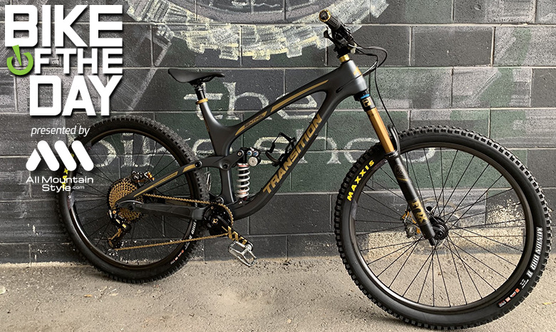 Dream Build Pushed Carbon Sentinel #mountainmurderweapon