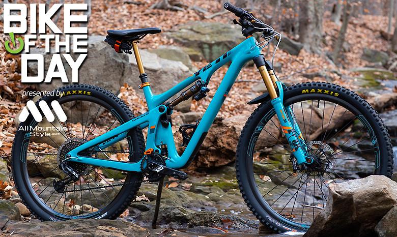 Yeti SB130 - timwarchol's Bike Check - Vital MTB