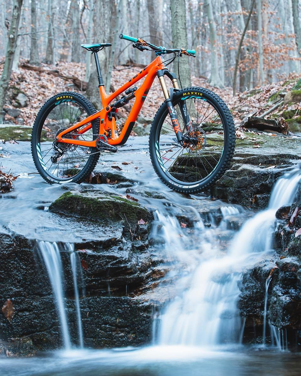 Yeti SB150 Custom Build Compliments of Tenafly Bicycle Workshop and Clark Adams Photography