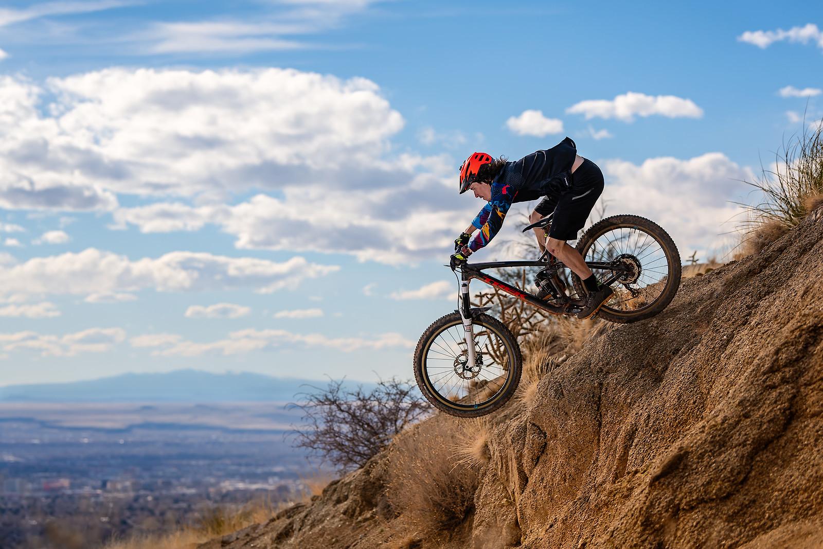 JJ-ABQfoothills - Curtis Gillen - Mountain Biking Pictures - Vital MTB