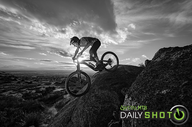 New Mexico Views - Curtis Gillen - Mountain Biking Pictures - Vital MTB